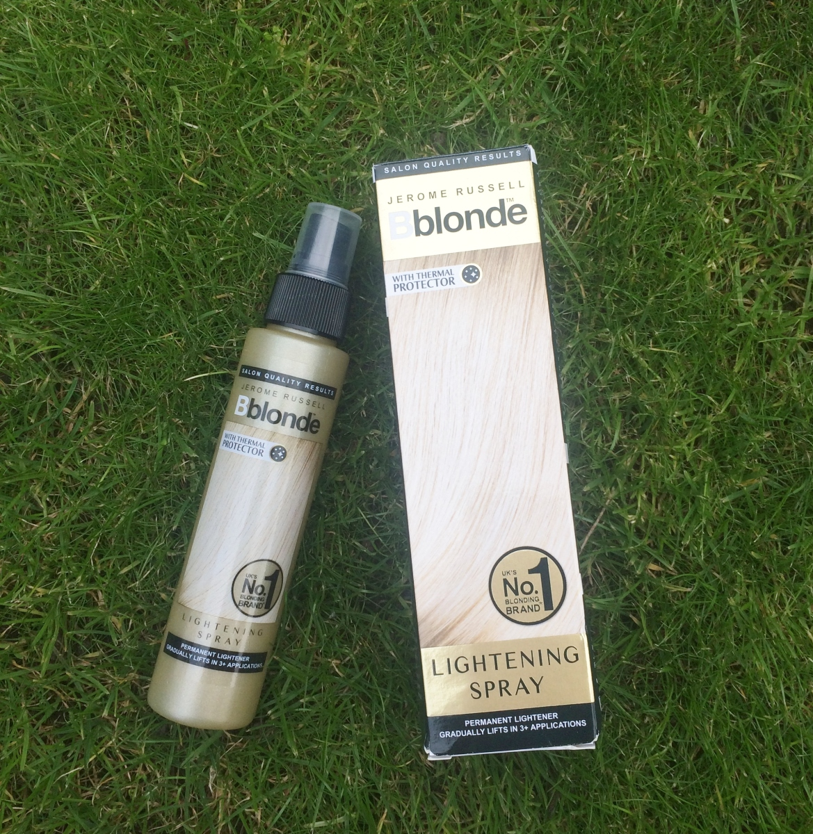 Bblonde Lightening Spray Review