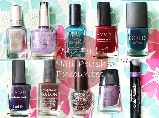 My A/W Polish Favourites