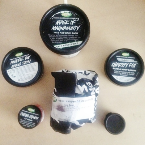 the lush haul polished couture