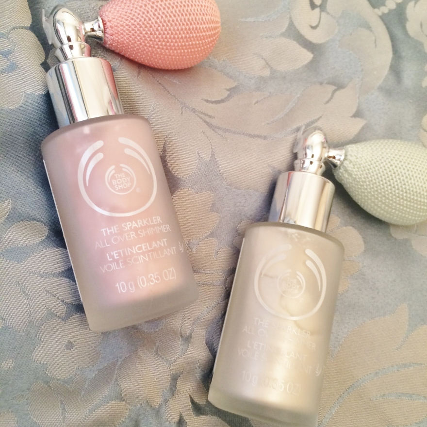 The body shop the sparkler polished couture