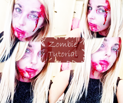 Zombie tutorial Polished Couture