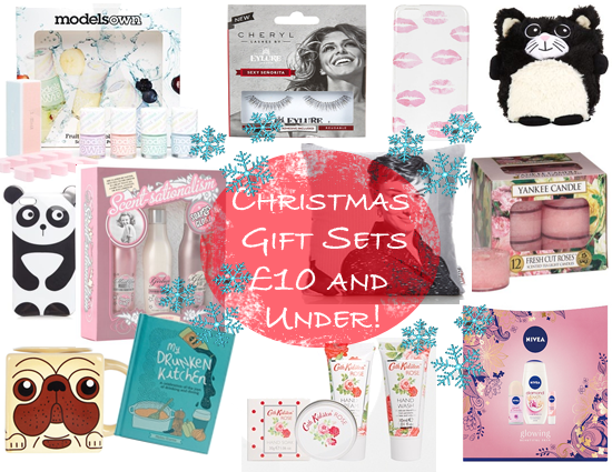 Gift Ideas £10 and Under