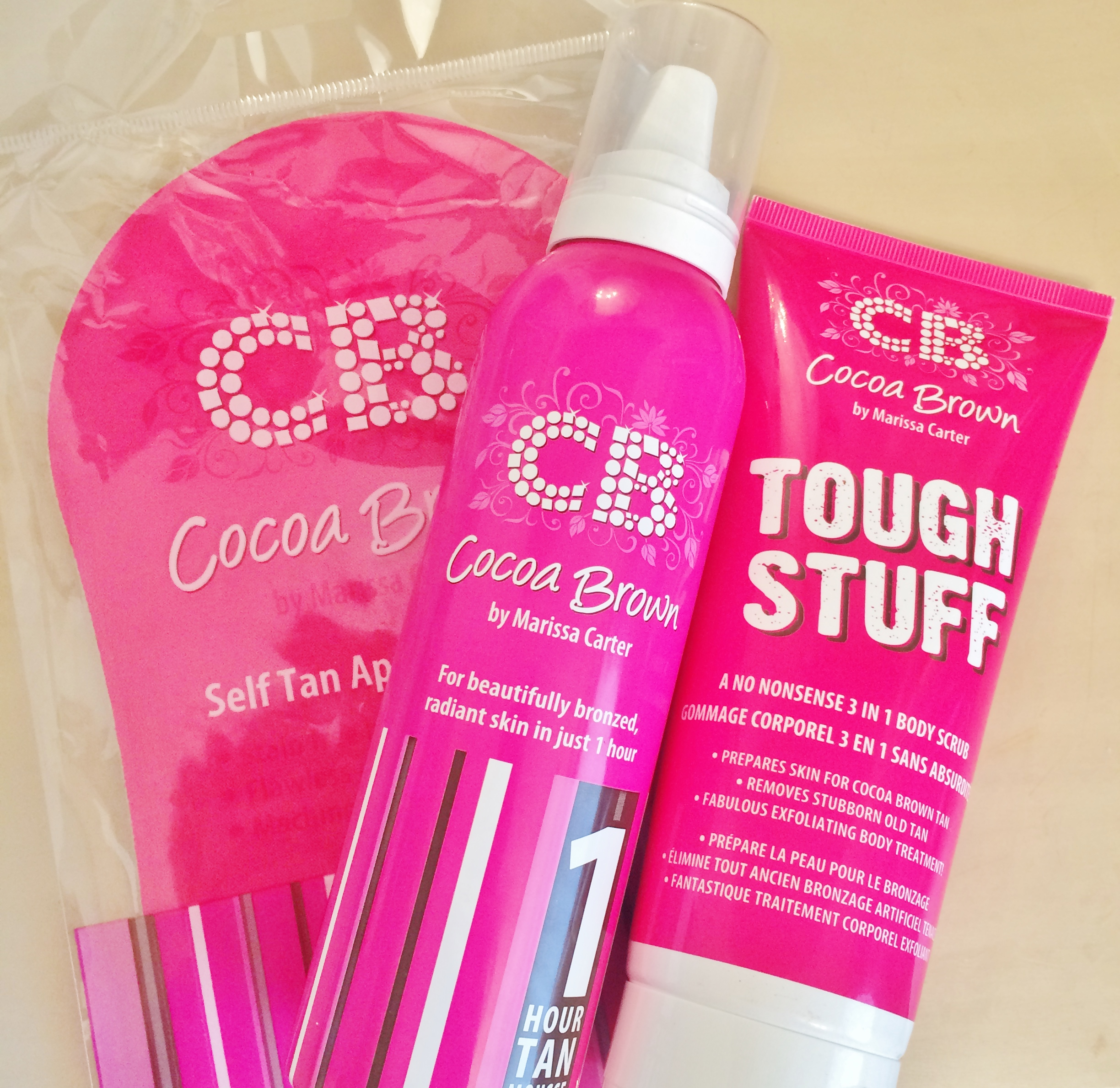 Cocoa Brown 1 Hour Tan Review
