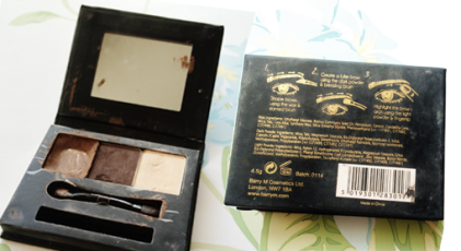 All About the Brows BARRY M