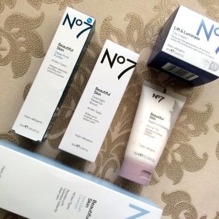 No7 Beautiful Skin Review