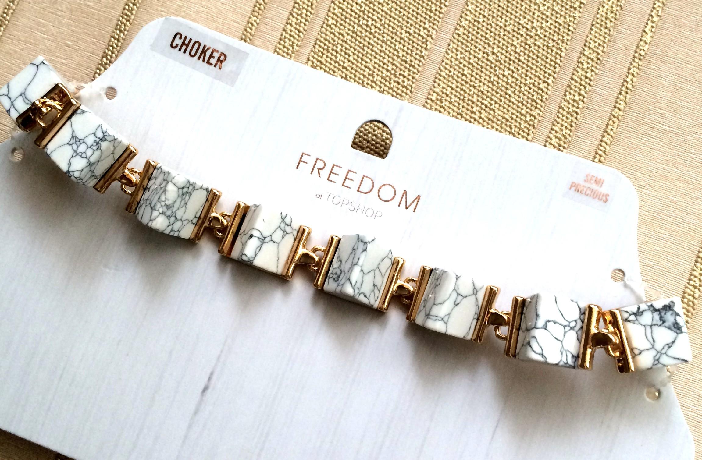 Topshop Jewellery | NEW IN