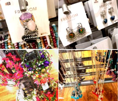 TopShop Semi Precious Jewellery