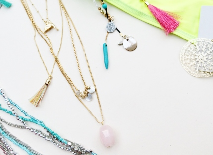 Topshop Holiday Jewellery