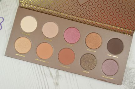 Zoeva Cocoa Blend Palette | Guest Post