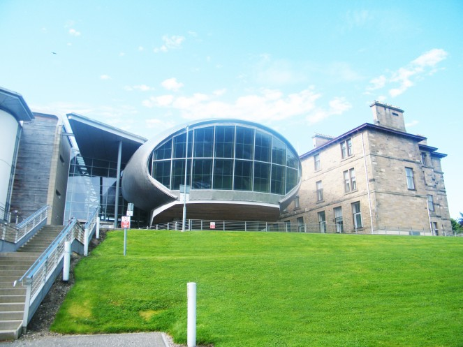 Edinburgh Napier: Day 2