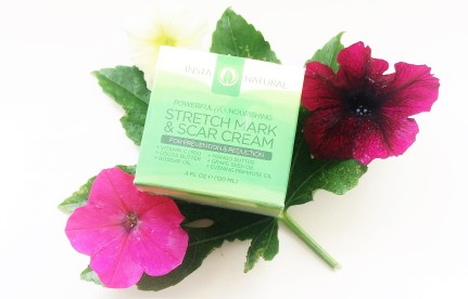 Insta Natural Stretch Mark & Scar Cream