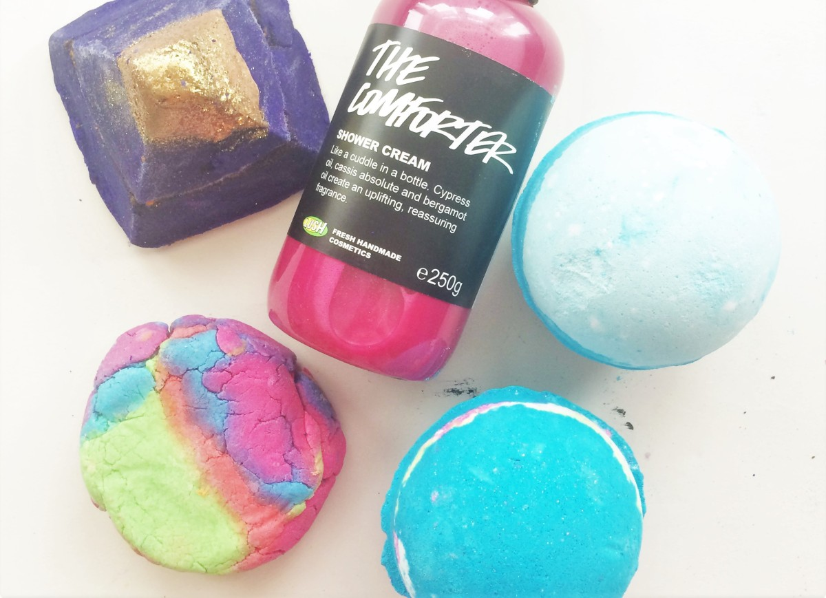 Another LUSH Haul!