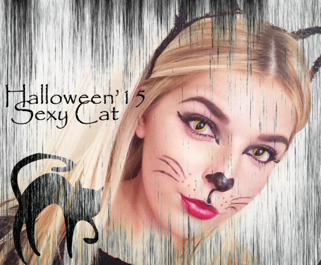 HALLOWEEN'15   Sexy Cat