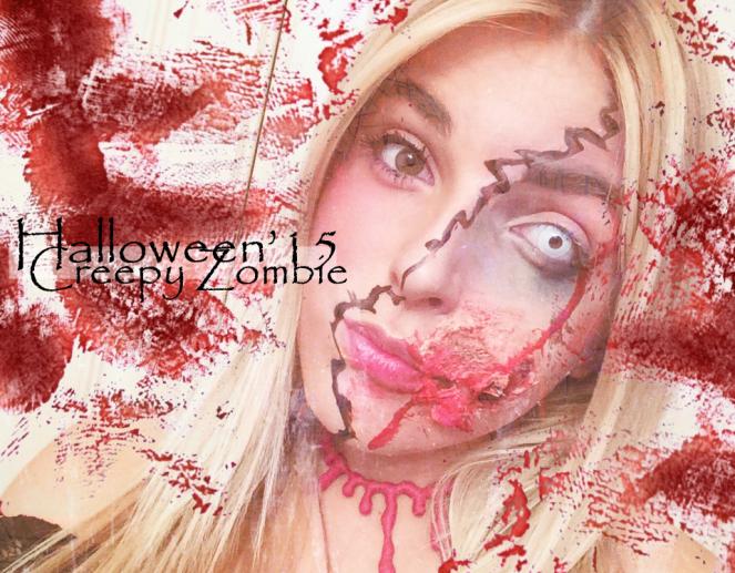 Halloween'15 | Creepy Zombie