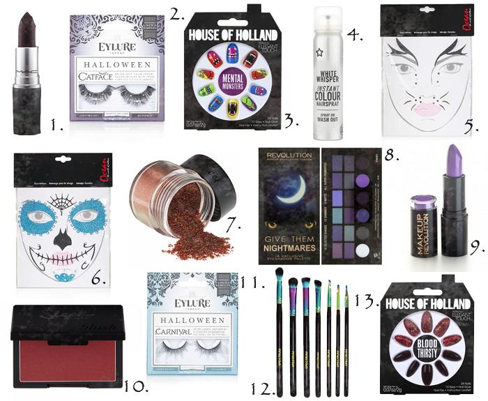 Halloween'15 | Makeup Ideas