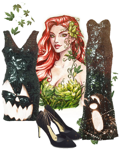 Halloween'15  Outfit Ideas
