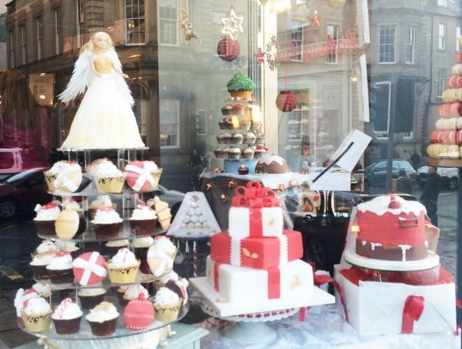 festive week | Edinburgh winter wonderland