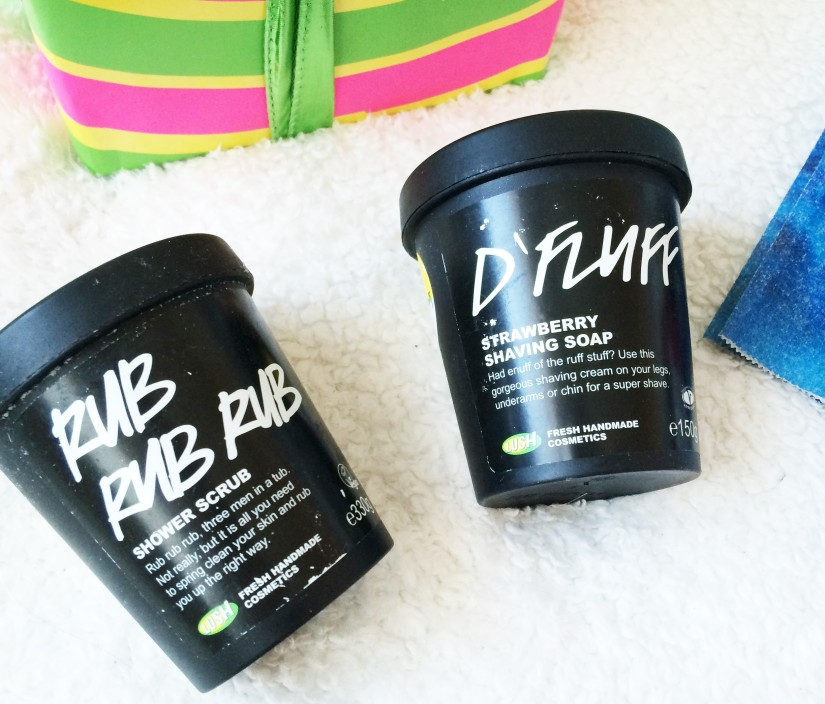 Fave lush products