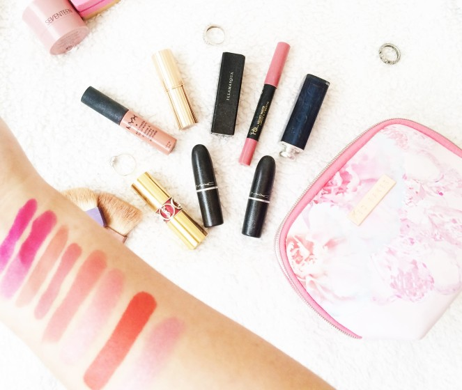 summer lipstick shades