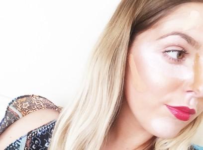 MeMeMe Cosmetics contour kit polished couture