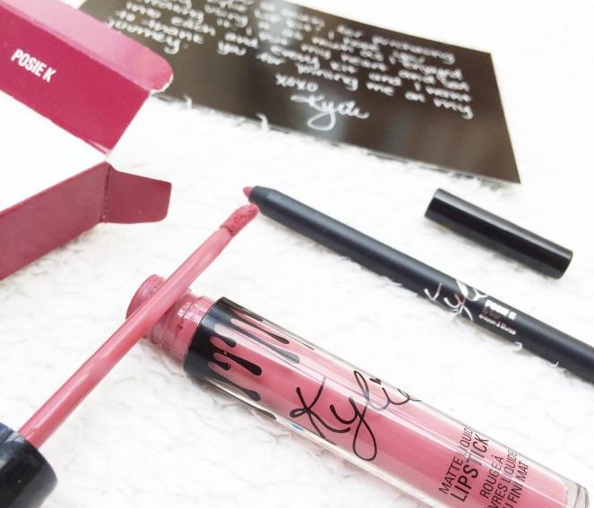 Kylie Lip Kit | Posie K
