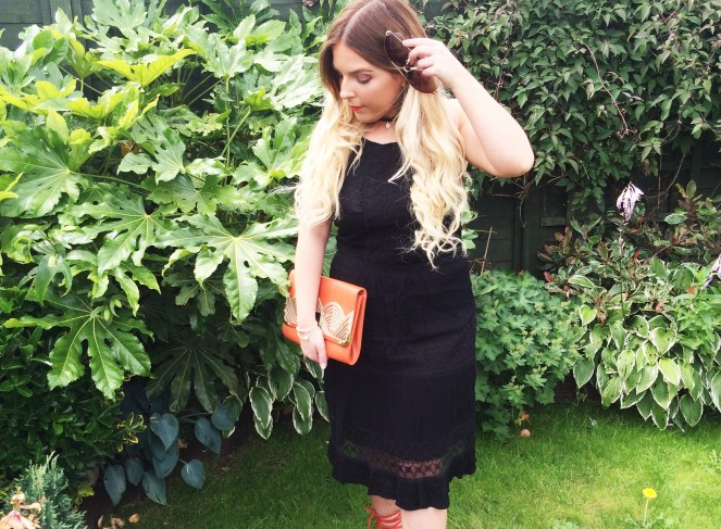 Holiday Lace with Boohoo