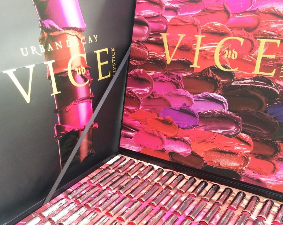 Urban Decay   Lipstick Vice Vault