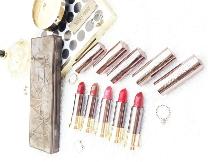 Urban Decay | Top 5 Fall Lipsticks