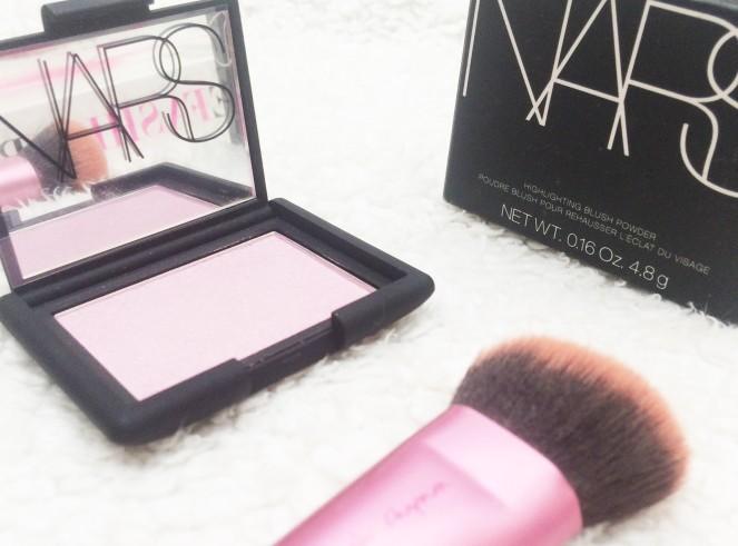 Nars   Highlighting Blush