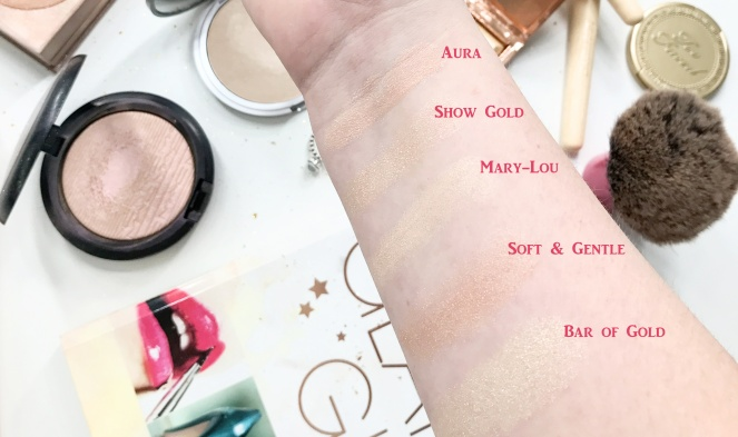 Top 5 highlighters
