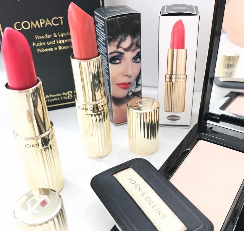 Joan Collins Beauty