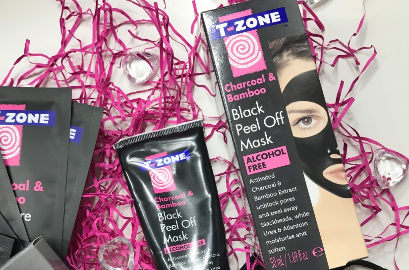 T-Zone Charcoal & Bamboo collection
