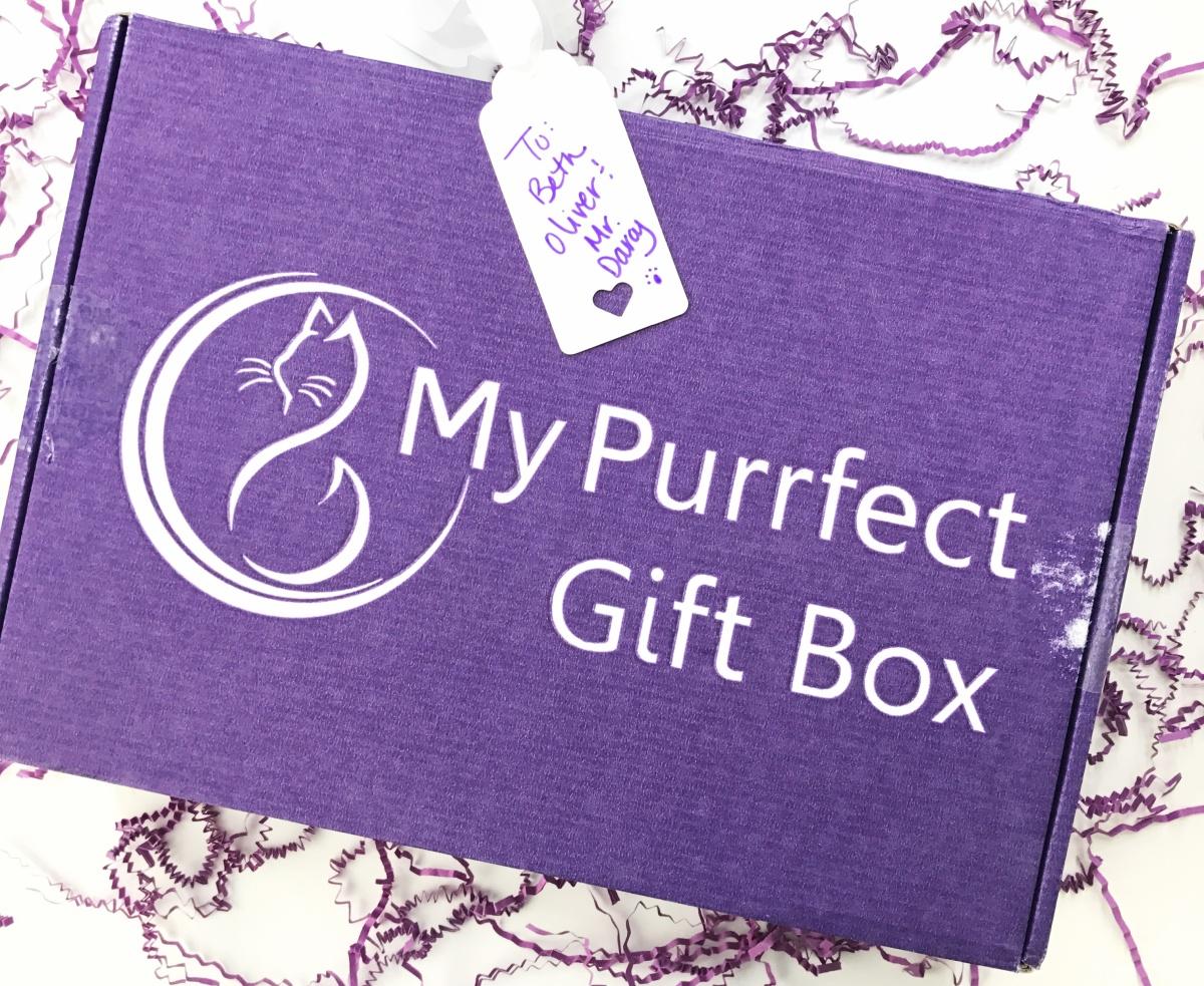 My Purrfect Gift Box