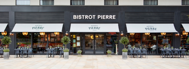 Bistrot Pierre - French cuisine comes to town!