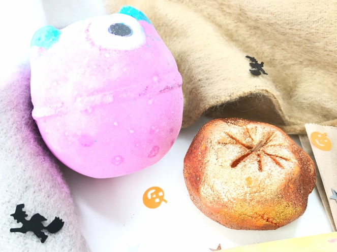 Lush Halloween & Christmas Treats