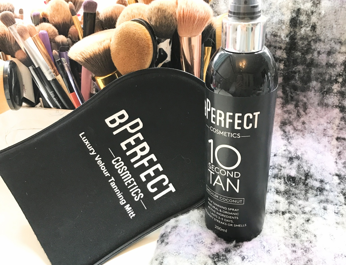 BPerfect Cosmetics 10 Second Tan